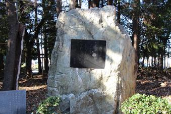三ヶ島葭子の歌碑(中氷川神社)#383705