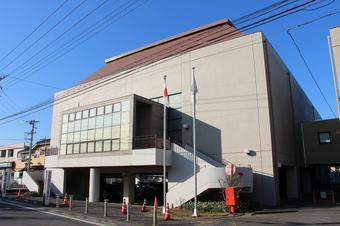 所沢市富岡地区体育館