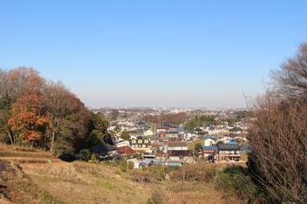 比良の丘から見える景色#385701