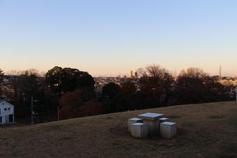 ドレミの丘公園から見える景色#385714