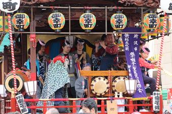 所沢祭り#388937