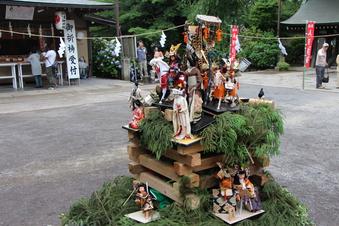 所澤神明社の人形供養祭#389061