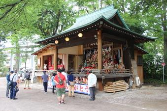 所澤神明社の人形供養祭#389068