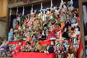 所澤神明社の人形供養祭#389071