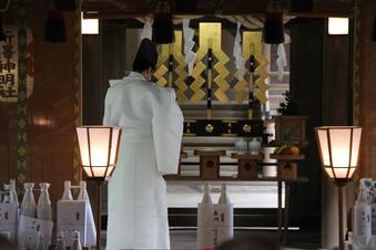 所澤神明社の人形供養祭#389088
