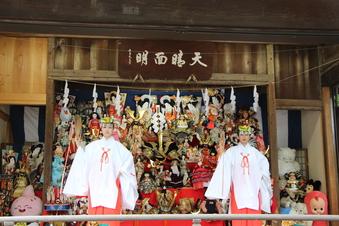 所澤神明社の人形供養祭#389091