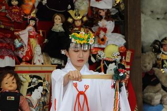 所澤神明社の人形供養祭#389093