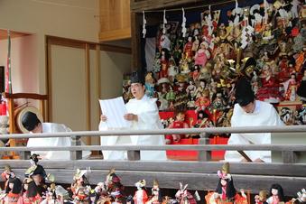 所澤神明社の人形供養祭#389114