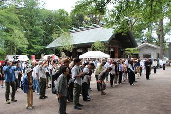 所澤神明社の人形供養祭#389115