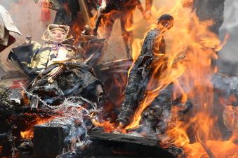 所澤神明社の人形供養祭#389123