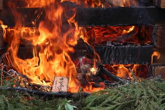 所澤神明社の人形供養祭#389131